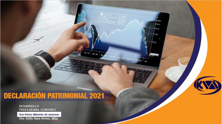 Tips Declaración Patrimonial 2021
